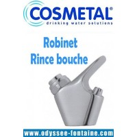 ROBINET RINCE BOUCHE FONTAINE A EAU