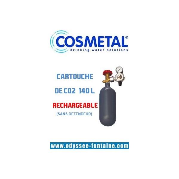 CARTOUCHE CO2 RECHARGEABLE