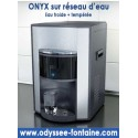 FONTAINE RESEAU ONYX FROIDE + TEMPEREE