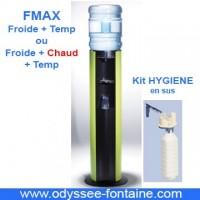 FMAX Fontaine a eau VERT