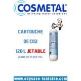 DETENDEUR POUR CARTOUCHE CO2 JETABLE