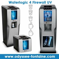 Fontaine à eau UV Waterlogic 4 Firewall
