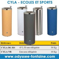 FONTAINE A EAU CYLA