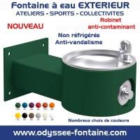 FONTAINE MURALE INOX ELKAY FRANCE