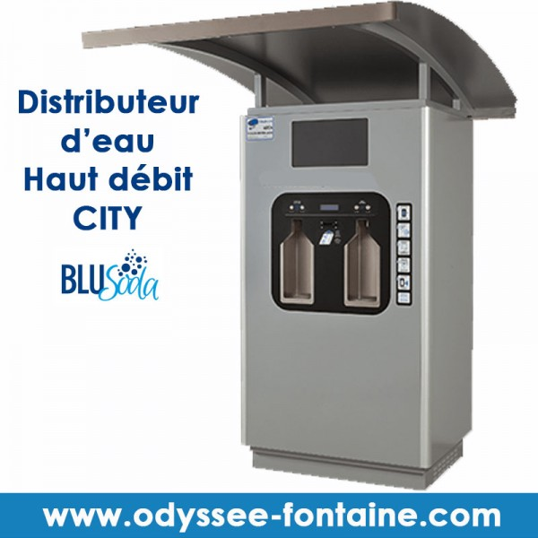 Distributeur à eau WATER POINT CITY