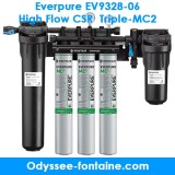 Everpure EV9328-06 High Flow CSR Triple-MC2