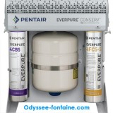 FILTRATION OSMOSE INVERSE RESTAURATION