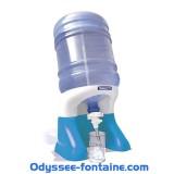 Fontaine à eau Bonbonne Odysseo par 6