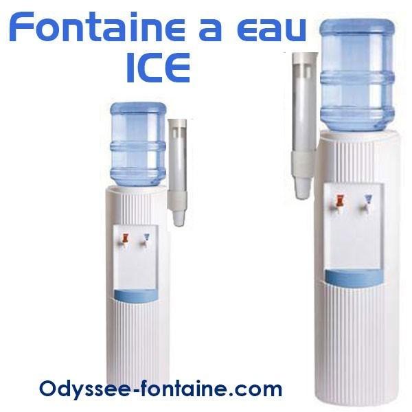 FONTAINE A BONBONNE ICE