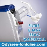 EBAC KIT SANITAIRE WATERTRAIL FONTAINE BONBONNE