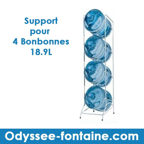 LOCATION SUPPORT BONBONNES S4