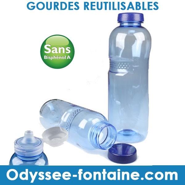 GOURDE POUR FONTAINE A EAU SANS BPA