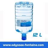 Bonbonne a eau 12 L pleine - eau de source