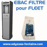 EBAC FILTRE POUR FONTAINE RESEAU FLEET