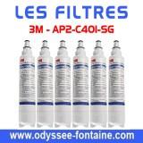 FILTRE 3M AP2 ANTI CALCAIRE PAR 6