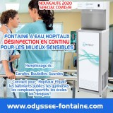 FONTAINE A EAU CARAFE HOPITAUX