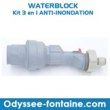 Waterblock - vanne de securite