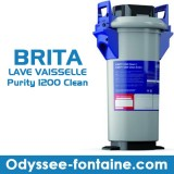 BRITA LAVE VAISSELLE Purity 1200 Clean complet kit premium