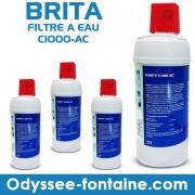 BRITA FILTRE FONTAINE A EAU C 1000 AC