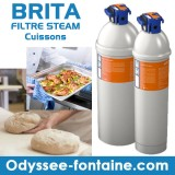 BRITA FILTRE A EAU STEAM PURITY C