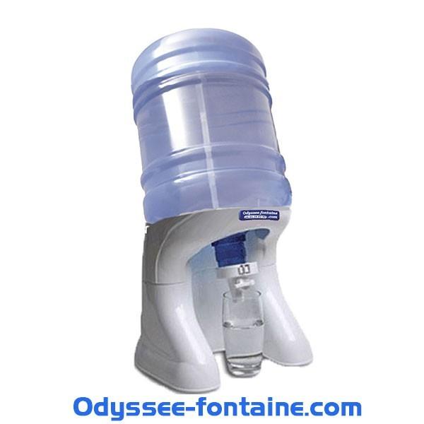 Fontaine à eau Odysseo pour bonbonne 18,9 L