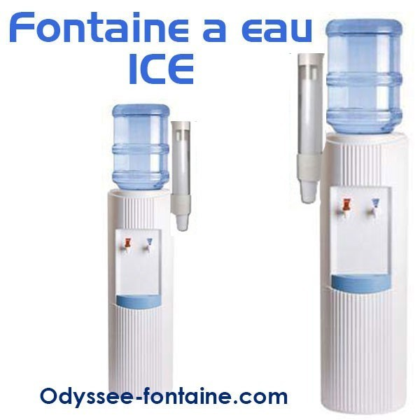 FONTAINE A BONBONNE ICE NEUVE