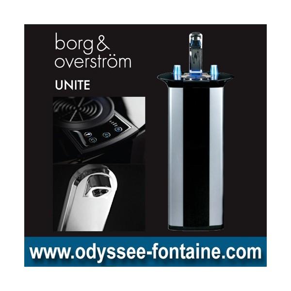 Fontaine à eau UNITE Borg et Overstrom