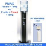 FMAX Fontaine a eau BLANCHE