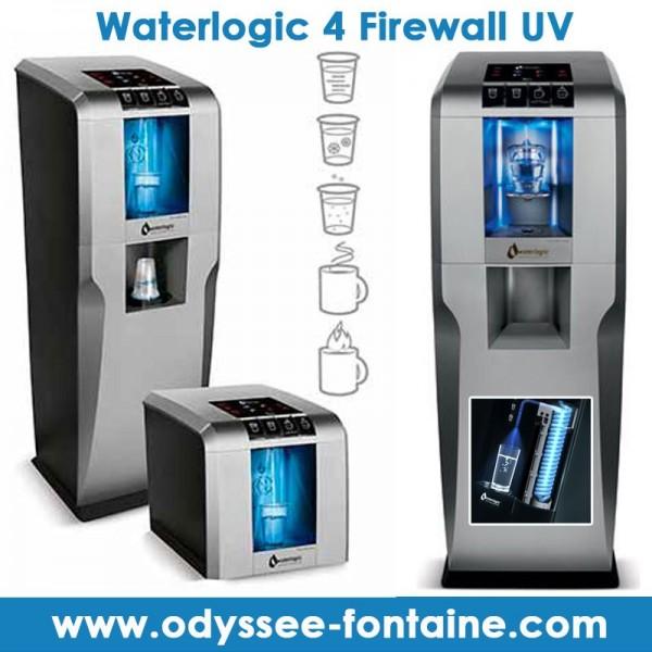 Fontaine à eau UV Waterlogic 4 Firewall