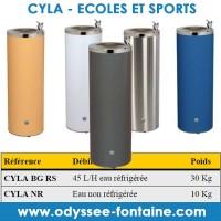 FONTAINE A EAU CYLA ECOLE SALLE DE SPORT