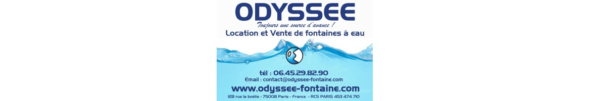 CATALOGUE FONTAINE A EAU 2020