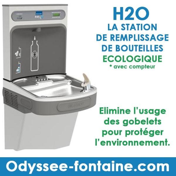 fontaine ecologique